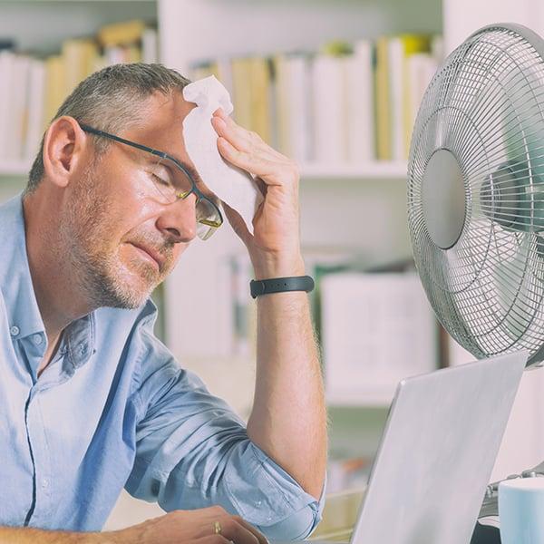 Broken Air Conditioner